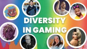Gaming industry members discuss why we need more diversity in video games
