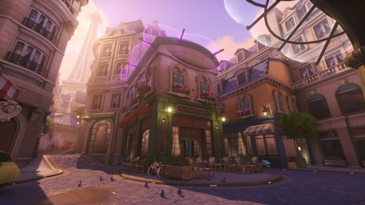 New Overwatch Paris Map Now Live On PS4, Xbox One, And PC