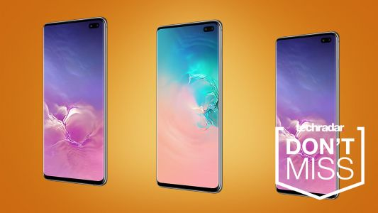 Samsung Galaxy S10 Plus deals: a free smartwatch and the world's best phone