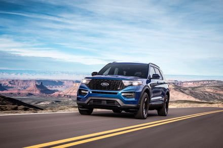 2020 Ford Explorer branches out with sporty ST, efficiency-focused hybrid models