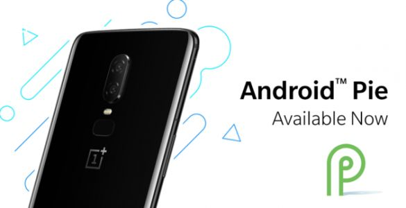OnePlus starts rolling out Android 9.0 Pie for OnePlus 6
