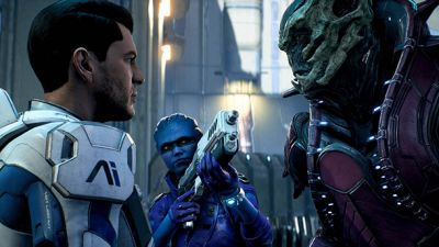 Four Things To Know About Mass Effect: Andromeda
