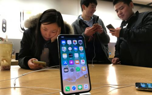 Apple hit by Chinese sales ban on older iPhones, Qualcomm says