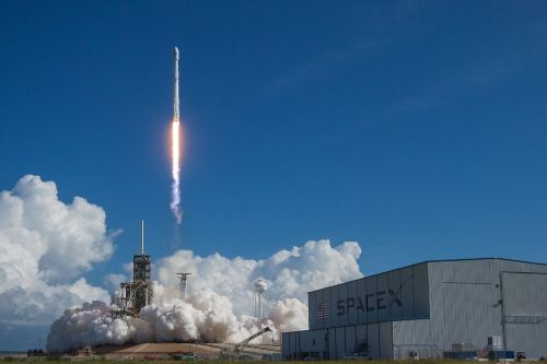 SpaceX is launching a secret mission called 'Zuma'