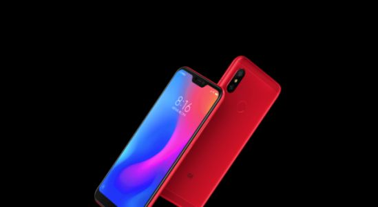 Xiaomi Redmi 6 pro full specs and pricing officially listed ahead of the launch