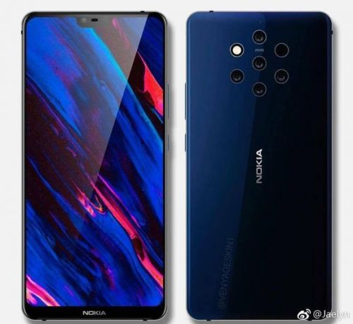 Nokia 8 Sirocco gets a huge price cut in India. Is Nokia 9 coming??