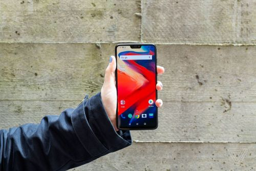 The OnePlus 6 is $429 for Black Friday