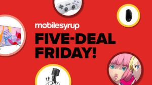 The five best deals in tech this week
