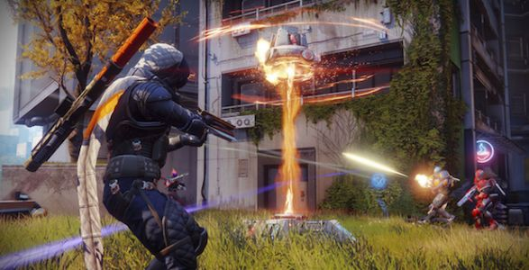 Fill your weekend with free Destiny 2