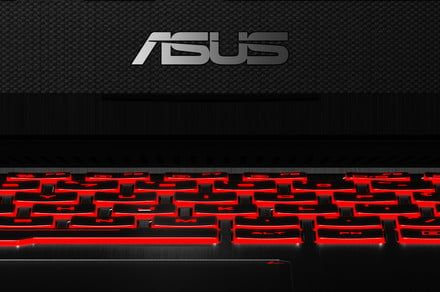Asus gets 'tough' on gamers using two TUF Gaming FX laptops built for abuse