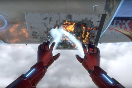 Not quite Endgame: Iron Man VR won't let you put on the suit until May