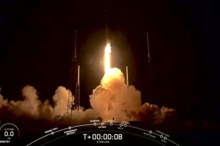 Watch SpaceX nail the key stages of its latest Starlink launch