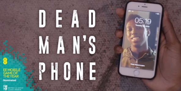 Dead Man's Phone interview: We discuss the found phone genre's potential for telling serious stories and highlighting societal issues
