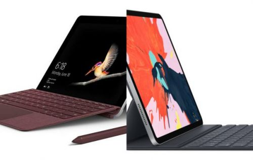 IPad Pro vs Surface Go: will the real computer please stand up