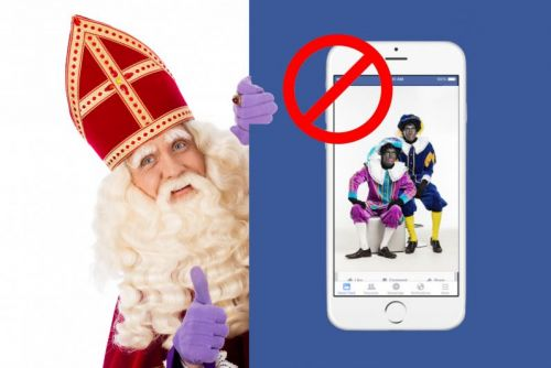 Facebook is banning controversial Dutch character 'Zwarte Piet'