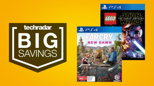 This week's eBay Tuesday includes Far Cry and Star Wars PS4 games for AU$3