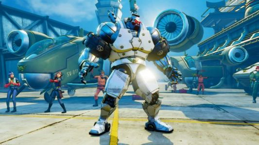 Mech Abigail, a Jin Saotome Crossover Costume for Ryu, and a myriad of costume DLC bundles are coming to Street Fighter V
