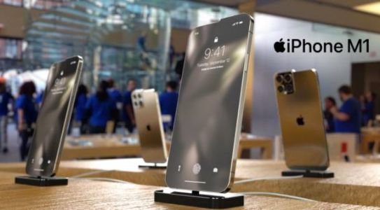 You've never seen anything like the stunning iPhone 13 concept in this video