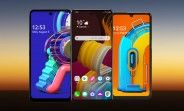 The LG phones that could be surface: LG Stylo 7, LG K33 and K35