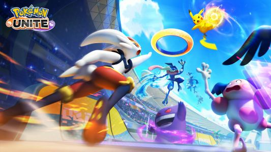 Pokemon Unite launches next month for Switch and later this year for mobile