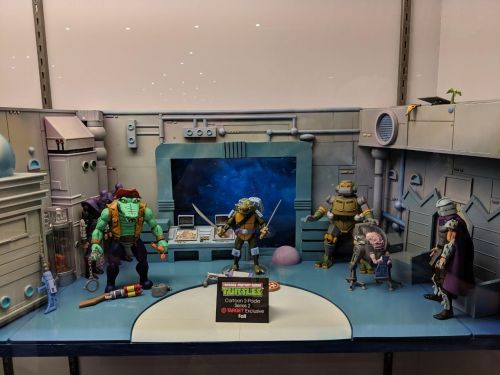 Comic-Con: These New Retro Teenage Mutant Ninja Turtles Toys Are Totally Radical