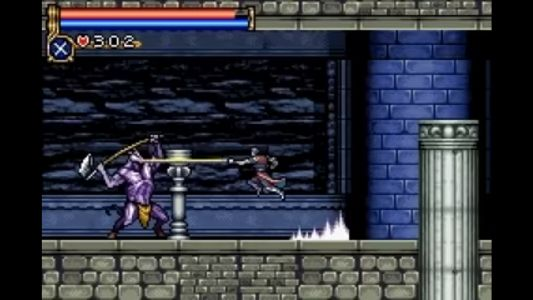 Castlevania Advance Collection has been rated, suggesting ports of the GBA games are incoming