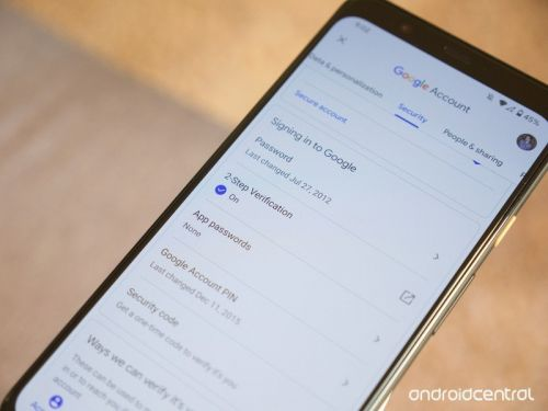 Google to enroll everyone in two-factor verification to keep you protected