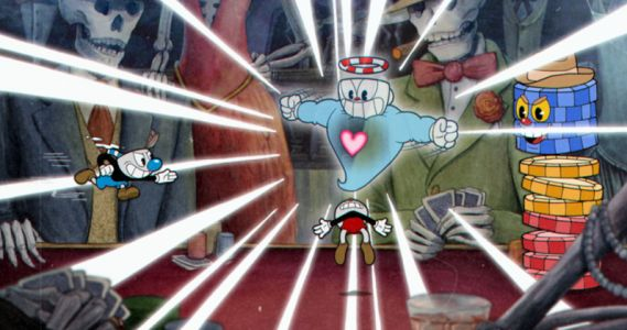 Xbox Live comes to Nintendo Switch, starting with Cuphead