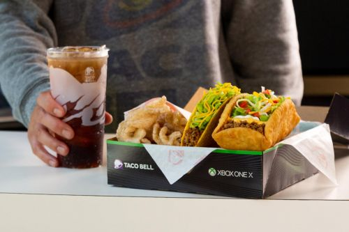 Taco Bell Giving Away Xbox One X Consoles With A Special Twist