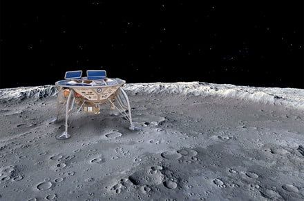 Israel on the verge of becoming fourth country to land a craft on the moon