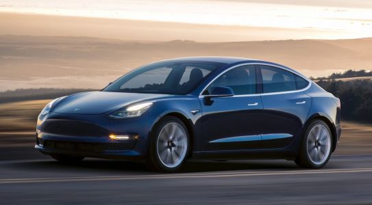 Tesla Model 3 Production Halts Again