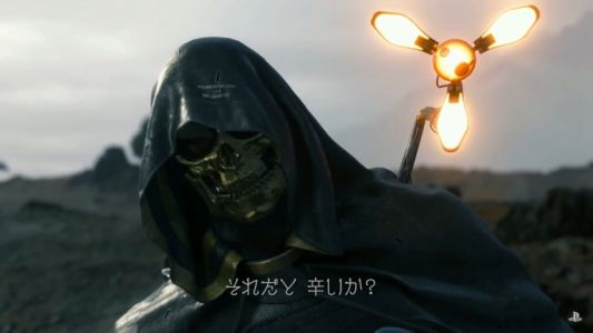 New DEATH STRANDING Trailer Features Troy Baker's Character