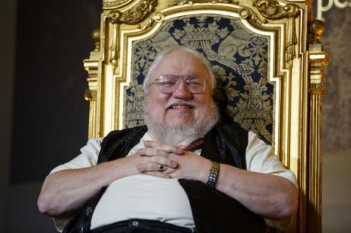 George R.R. Martin's new book is out tomorrow - but not the one you're waiting on