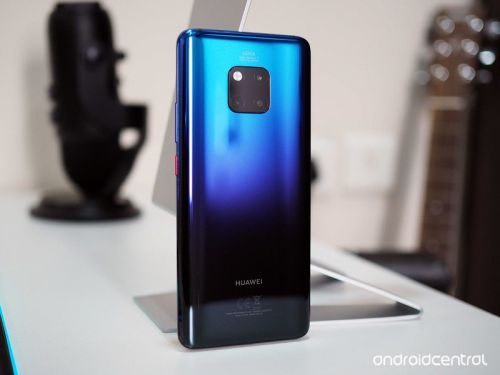 The Huawei Mate 30 Pro could have a 90Hz display like the OnePlus 7 Pro