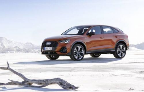 2020 Audi Q3 Sportback gives luxury compact crossover a style injection
