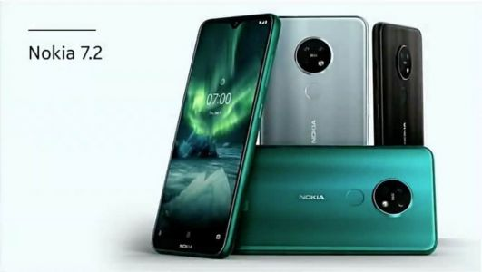 Nokia 7.2 is receiving Android 10 update