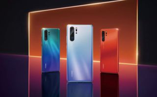 Huawei P30 Pro official with quad cameras and Kirin 980 CPU