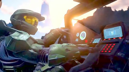 Halo Infinite Campaign Is More Open. Looks Way Better Now | GameSpot News