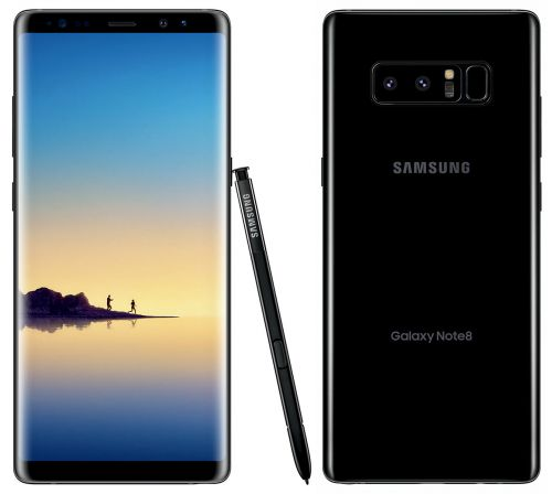 T-Mobile Galaxy Note 8 now receiving new security update