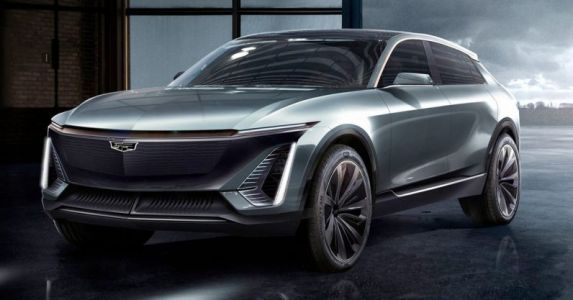 8 things you should know about the all-electric Cadillac Lyriq