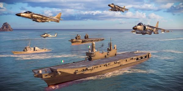 Modern Warships is a realistic naval game available now on Android