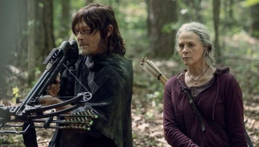 """AMC President Says There Are """"Endless Stories"""" Yet to Be Told in the WALKING DEAD Universe"""
