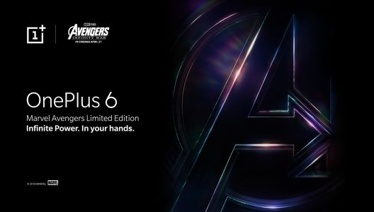 OnePlus 6 Marvel Avengers Limited Edition confirmed, to be unveiled on May 17