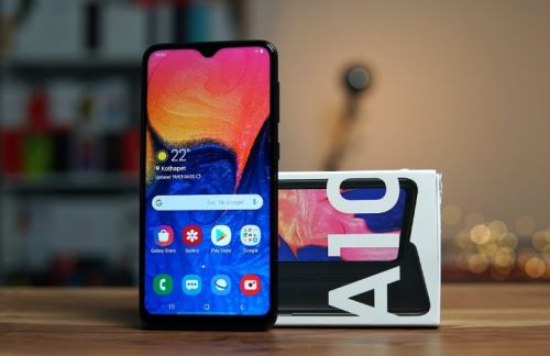 Samsung Galaxy A10s launch imminent as it gets FCC approval