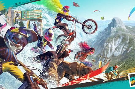 Riders Republic gets a 64-player race mode, release date
