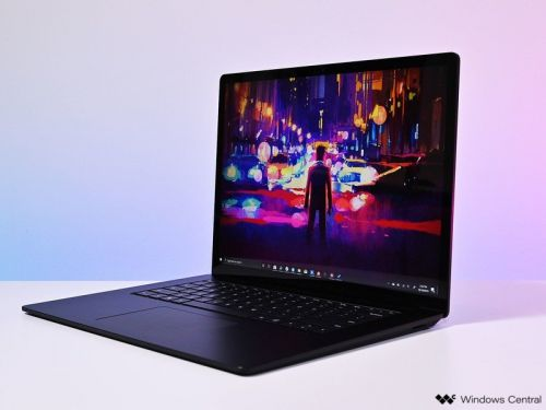 Insider builds will cause 'green screen of death' on Surface Laptop 3