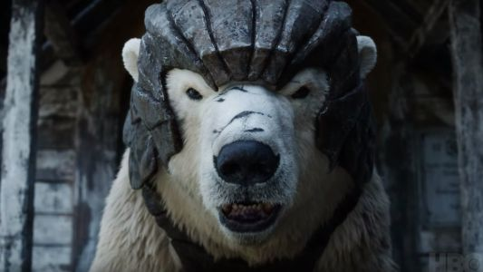 Comic-Con Trailer for HBO's Fantasy Drama HIS DARK MATERIALS with James McAvoy and Lin-Manuel Miranda