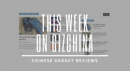 This Week on GizChina - Oppo Find X Launched, Mi Pad 4 Leaks, Kirin 1020 SoC & More