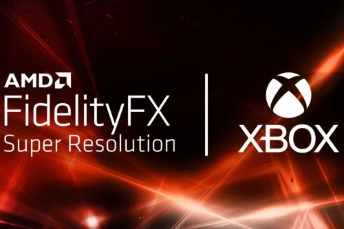 Microsoft is supporting AMD's answer to DLSS on Xbox consoles
