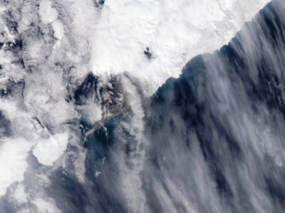 A Russian Volcano Just Erupted for the First Time in Centuries
